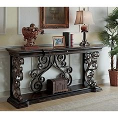 Found it at Wayfair - Sorrento Console Table