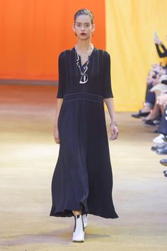 Celine Ready To Wear Spring Summer 2016 Paris