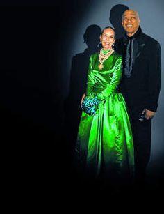 Geoffrey Holder  & Carmen DeLavallade