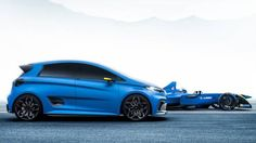Renault Shows Wacky 460 HP ZOE e-sport Concept in Geneva