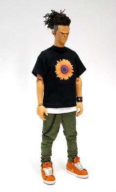 1:6 scale Design Figure