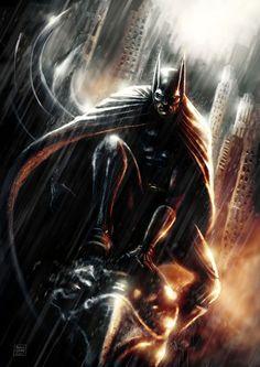 Batman - Patricio Clarey