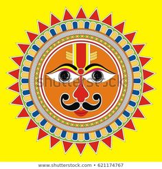 Find Indian Folk Painting Madhubani Painting Sun stock images in HD and millions of other royalty-free stock photos, illustrations and vectors in the Shutterstock collection. Thousands of new, high-quality pictures added every day. Madhubani Art, Madhubani Painting, Sun Painting, Fabric Painting, Durga Painting, Painting Tips, Watercolor Painting, Arte Tribal, Tribal Art