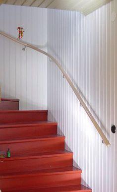 belysning | Led-belysningen gör din trappa mer ... | Vindsvåning ...