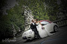 ioVisposo, il newbeetle per gli sposi offerto nei nostri servizi fotografici.