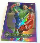 For Sale - Seattle Sounders FC DeANDRE YEDLIN 2014 Topps MLS Chrome PURPLE REFRACTOR #77 - http://sprtz.us/SoundersEBay