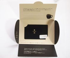 Japan Starbucks gift card Reserve Store 2014 Limited edtion – Gift World Credit Card Design, Name Card Design, Design Cards, Loyalty Card Design, Gift Voucher Design, Gift Card Presentation, Vip Card, Card Card, Direct Mailer