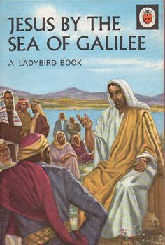 Ladybird series 522 Jesus by the Sea of Galilee children's hardback book Listing in the Ladybird,Childrens,Books,Books, Comics & Magazines Category on eBid United Kingdom New Books, Books To Read, Spot Books, Book Of Saints, Ladybird Books, Religious Books, Inappropriate Jokes, Vintage Books, Vintage Children