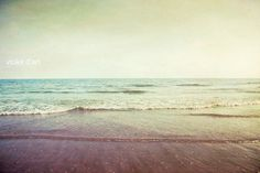 Ocean Photograph by violetdart via Etsy. #fpoe