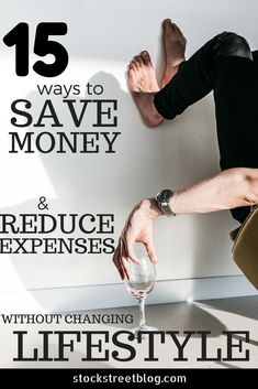 Everyone wants to save more money yet nobody wants to change lifestyle.  Here are 15 ways to reduce your expenses so you can save more without changing lifestyle!