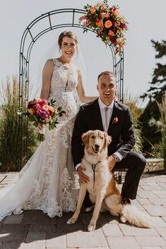 Real Weddings - The Groomsman Suit Real Weddings - The Groomsman Suit Black Suit Jacket, Black Suits, Wedding Attire, Wedding Dresses, Wedding Suits, Costume Noir, Bride Groom Photos, Space Wedding, Boho Wedding