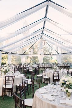 Summer Wedding Ideas tent wedding reception with a see through roof for a lovely view of the stars - Timeless California Wedding photographed by We Heart Photography and designed by Joie de Vivre Tent Wedding, Outside Wedding, Wedding Receptions, Dream Wedding, Diy Wedding, Wedding Ideas, Summer Wedding, Wedding Shot, Wedding Music