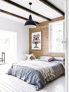 Want to inject your abode with a sense of coziness? Learn about five ways to decorate a rustic bedroom.