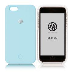 <10月21日発売開始>iFlash LightBlue for iPhone7