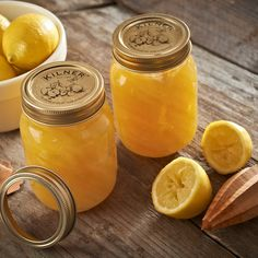 recipe - lemon marmalade