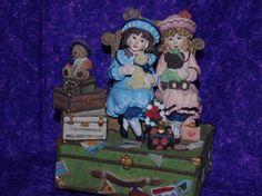 San Francisco Music Box Cherish the Thought Music Box by by 2BEB, $25.99