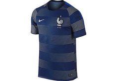 Nike France Flash Prematch Top II. Hot at www.soccerpro.com
