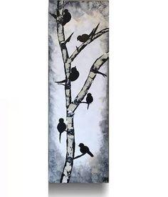 vertical wall art canvas - Google Search