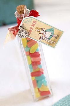 Door Gift for all of the people who come---Hostess with the Mostess® - Alice in Wonderland