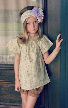Girls Couture Vintage Outfit Lace Couture by MyFourGirlsGifts, $46.95