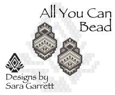 A personal favorite from my Etsy shop https://www.etsy.com/listing/523850479/peyote-earrings-pattern-113-bead-weaving