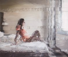 Andy Denzler combines photorealism and abstraction in his eerie oil paintings that appear to catch and shift. Cream Room, Beach At Night, Still Life 2, Another Day In Paradise, Fall Wallpaper, Sculptures For Sale, Black Water, Photorealism, Paintings I Love