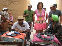 Bosco-Caesar choreographed the song 'Jee karda' from Singh is Kinng Bollywood movie.