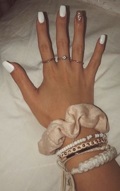 cute nail colors 2019 is part of nails - cute nail colors You can collect images you discovered organize them, add your own ideas to your collections and share with other people Aycrlic Nails, Cute Nails, Pretty Nails, Hair And Nails, Coffin Nails, Bio Gel Nails, Classy Nails, Stylish Nails, Best Acrylic Nails
