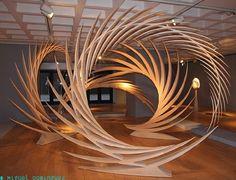 NYC Culture/Style: SANTIAGO CALATRAVA: Small Scale Works