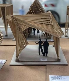 Impressive Architecture Model For You – Design and Decor Architecture Durable, Architecture Cool, Pavilion Architecture, Architecture Student, Sustainable Architecture, Landscape Architecture, Residential Architecture, Contemporary Architecture, Folding Architecture