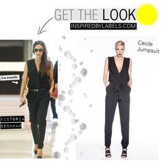 """""""GET THE LOOK 