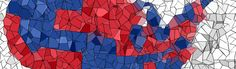 """""""Using a Genetic Algorithm to Draw Electoral Maps"""" - DontVoteForMe. Posted by www.EurekaKing.com"""