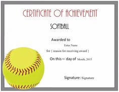 softball certificate elita aisushi co
