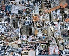 I would love to look through these diaries of Peter Beard! (Photographer Peter Beard's Legacy -- New York Magazine) Peter Beard, Moleskine, Dan Eldon, Lynda Barry, Austin Kleon, Collage, Sketchbook Inspiration, Art Sketchbook, Art Boards