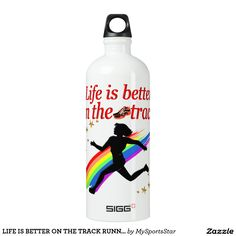 LIFE IS BETTER ON THE TRACK RUNNER DESIGN Calling all Track Stars! Enjoy the best selection of Running and Track Tees and Gifts from Zazzle.  15% Off Sitewide Use Code: SPRINGLOVE17      http://www.zazzle.com/mysportsstar/gifts?cg=196451289151790577&rf=238246180177746410 #TrackandField #Runtrack #GirlsTrack #Crosscountry #RunlikeaGirl