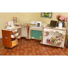 Have to have it. Kangaroo Kabinets Aussie Sewing Cabinet with Free Chair $1199