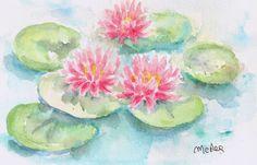 watercolor by M.Cristina De Amicis
