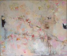 """Saatchi Art Artist Hennie van de Lande; Painting, """"Delicate"""" #art"""