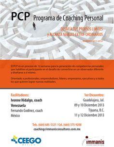 PCP PROGRAMA DE COACHING PERSONAL