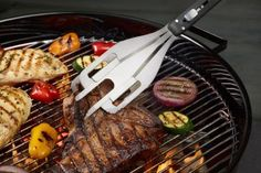 The only thing we love more than summer is summer BBQ & we found a must-have Three-In-One Barbecue Tool...