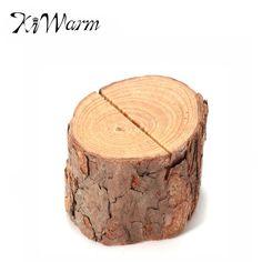 Fashion 10PCS Vintage Wooden Place Memo Clip Wedding Photo Name Card Table Number Desk Holder Decor Wood Craft купить на AliExpress