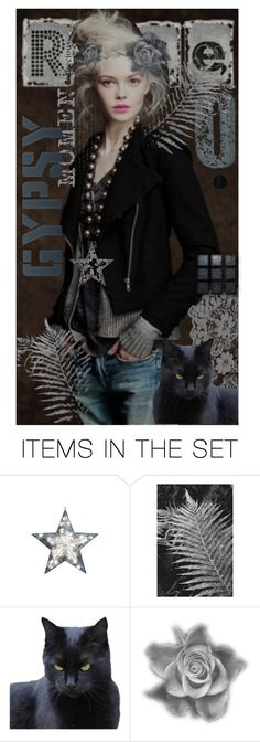 """""""Another one of those gypsy moments...."""" by tattered-rose ❤ liked on Polyvore featuring art"""