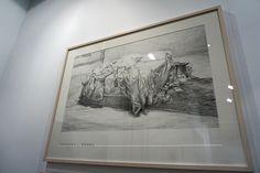 Sin Título. (Tracey, cama) Sandra Gamarra. Galería Juana de Aizpuru. Feria Estampa 2015 Madrid. #ArtFair #ArteContemporáneo #ContemporaryArt #Art #Arte #Arterecord https://twitter.com/arterecord