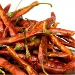 Sun dried and smoke dried chili peppers make perfect seasonings.