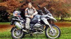 Jo Rust - Founder of BMW GS Girls, BMW Motorrad Brand Ambassador, Internationally certified off-road instructor and first-ever female marshal at the 2016 GS Trophy in Thailand.