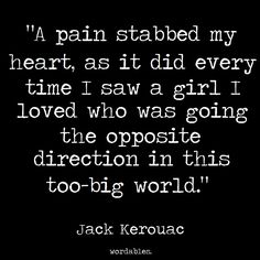 jack kerouac too big world