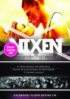 flyer de eventos