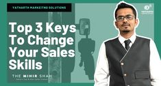 The first thing we should know that is selling is not only a job it is a skill. Selling is a skill and no one is born with sales. A person needs to get developed or a person needs to get trained at some time of period. If we think a person should get developed then why not sales Skills.