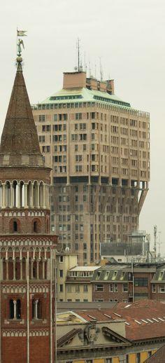 M<3 Milano | Torre Velasca