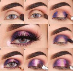 60+ Stunning Eyeshadow Tutorial For Beginners Step By Step Ideas -#beginners #eyeshadow #ideas #step #stunning #tutorial #CastorOilEyelashes